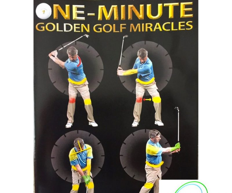 One Minute Golden Golf Miracles