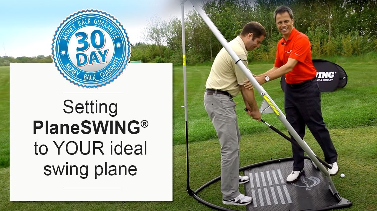 Know your optimum swing plane
