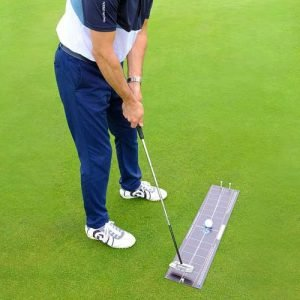 The All New 2020 'Tour Edition' Black T-Stroke® Putting Arc Mat