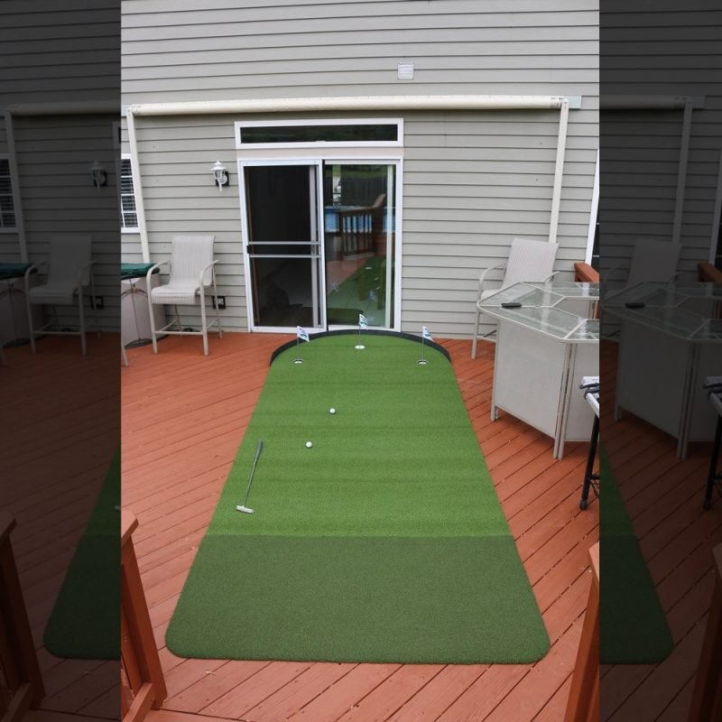 Commander Patio Putting & Chipping Green (6x15)