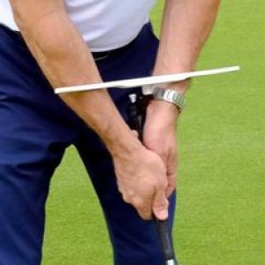 T-Stroke® Putting Aid & T-Stroke® Putting Arc Mat
